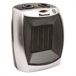 Ceramic Heater w / Thermostat 750-1500W 120V 60Hz