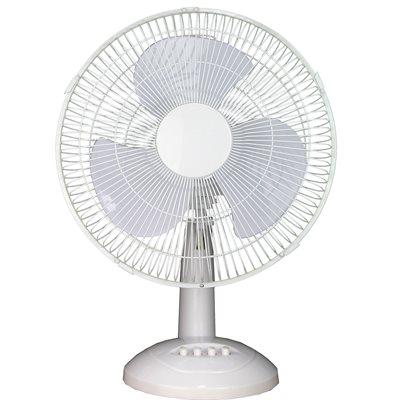 Oscillating Desk Fan 12in