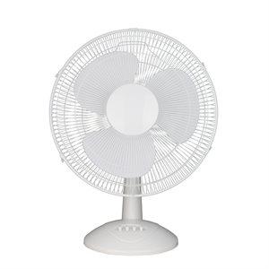 Oscillating Desk Fan 16in