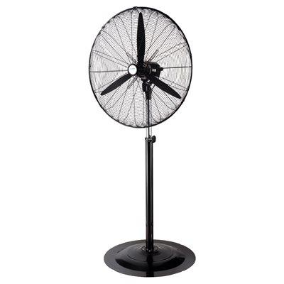 High Velocity Metal Pedestal Fan 30in