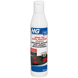 HG Glass Top Stove Thorough Cleaner 250ml