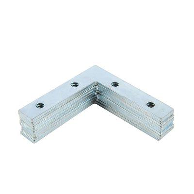 10 pc 2½in Flat Corner Brace