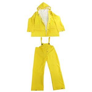 Rain Suit Industrial XL 3pc
