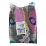 Coloured T-Shirt Wipers 10lb