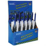 12PC 8in1 Telescopic & Magnetic Screwdriver