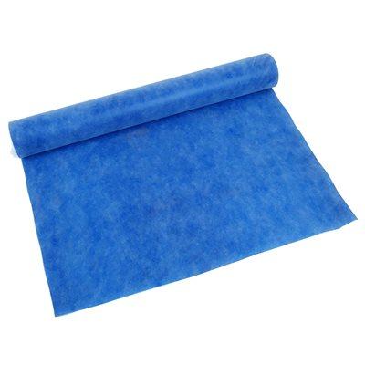 """Nonwoven Membrane Fabric 1m x 20m (40""""x72') Blue"""