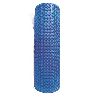 "Uncoupling Membrane For Floor Heating System 1m x 5.6mm x 10m (40""x33') Blue"
