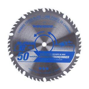 Saw Blade ATB Cross Cut 10in (255mm) 50T 5100RPM