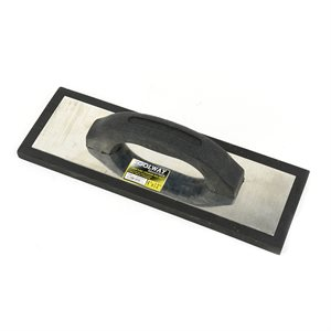 Float Rubber Pro Gum Grout Size: 12in x 4in