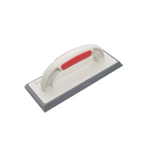 Rubber Grout Float 3 9 / 16in x 19 7 / 16in
