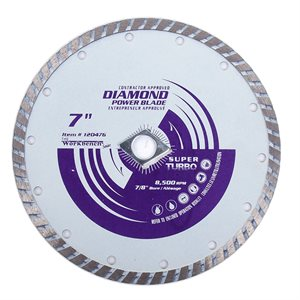 Blade 7in Super Turbo Diamond