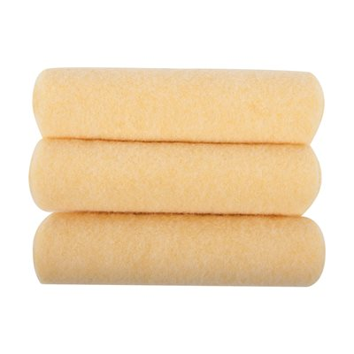 3 pckPaint Roller Refill 9 ½in 10mm Pile