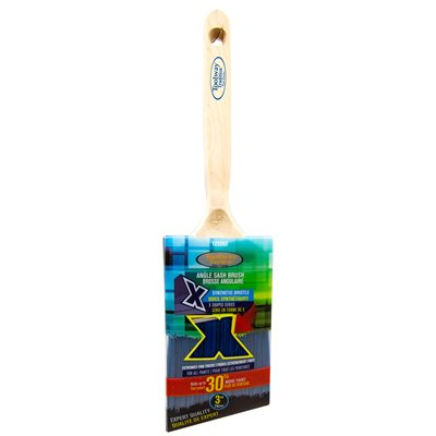 Angle Sash Cutter Paint Brush 3in