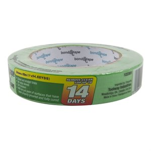 Painter's Tape Green 1in (24mm) x 50m