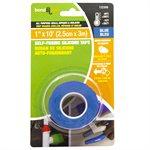 Self-Fusing Silicone Tape 2.5cm x 3m Blue