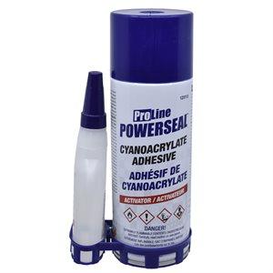 Cyanoacrylate Adhesive Combo 100g Adh / 400ml Activator