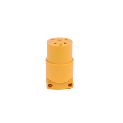 Vinyl Connector 15A-125V Female