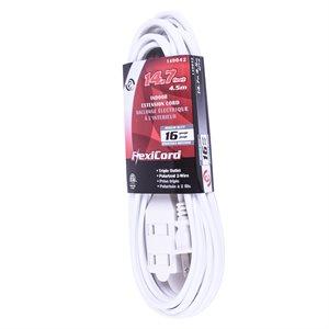 Extension Cord SPT-2 16 / 2 4.5m 3-Outlet
