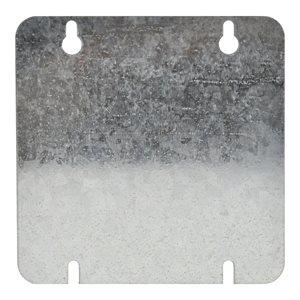 """(1309) 4-11 / 16"""" Square Box Cover"""