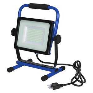 SMD LED Worklight With H Stand 68W 7000lm