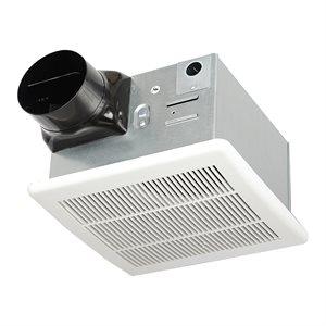 Ventilateur De Salle De Bain Silencieux 90CFM 1.5 Sone