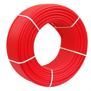 Pex Pipe ½ x 100ft Red (Hot)