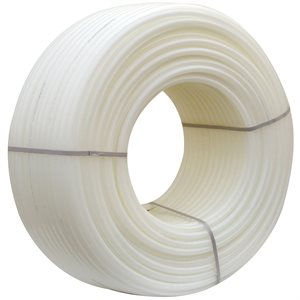 Pex Pipe ½ x 250ft White (Cold)