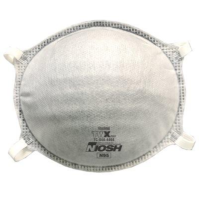 20PC Disposable Carbon Dust Masks N95