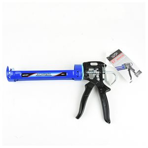 Caulking Gun Swivel 9 1 / 2in, 310ml (Rubberized Trigger)