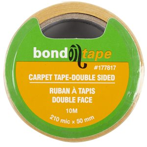 Carpet Tape 2in x 10m