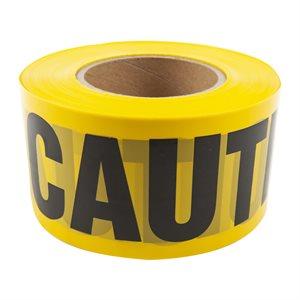 Caution Tape 3inx500ft