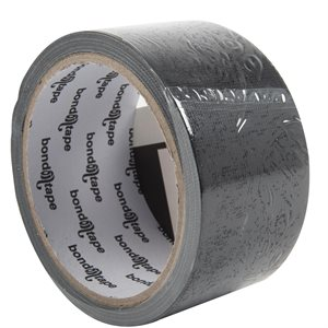 Black Duct Tape 48mm x 10m