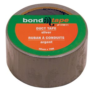 Duct Tape 48mm x 10m Silver