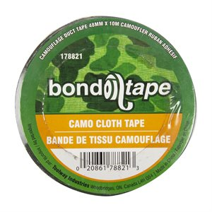 Duct Tape 48mm x 10m Camouflage