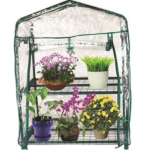 2 Tier Greenhouse 27in x19in x37in
