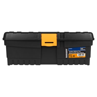 Toolbox Without Tray 16in