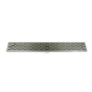 Linear Shower Drain Grill Grid 2in 24in x 3in x 3 1 / 8in