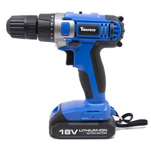 Cordless Drill 18v Lithium Battery