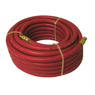 Air Hose 3 / 8in x 50ft Rubber