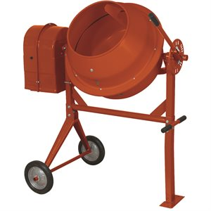3.5 cu.ft. Cement Mixer