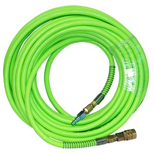 Air Hose 3 / 8inX25ft Flexible PVC