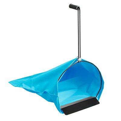 2PC Litter Scoop w / Bag w / Clips