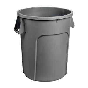 """32 GAL. Garbage Container - 27½"""" H x 22"""" Dia"""