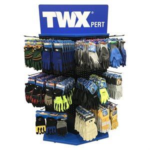 TWXpert Specialty Gloves End Cap Display