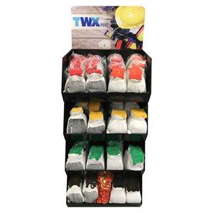 TWXpert Knitted Gloves Dump Bin Display