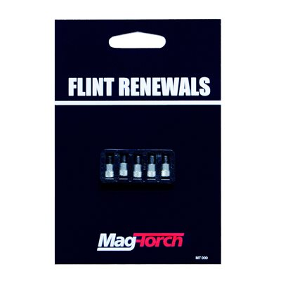 Tx406 Flint 5Pk (Torch)