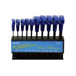 10 pc T-Handle Hex Key Set - SAE