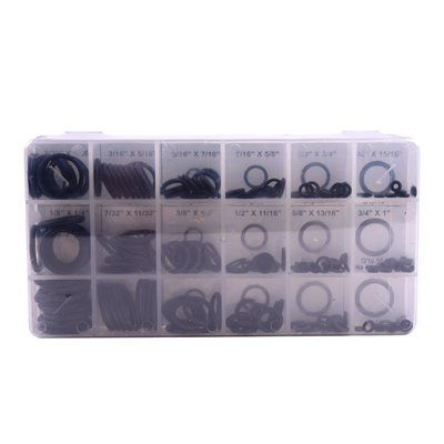 225PC O-Ring Assortment SAE