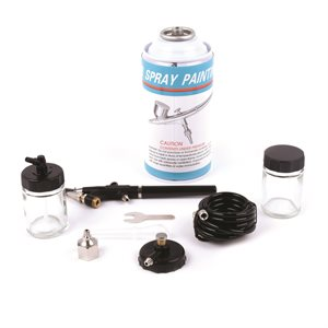 Air Brush Kit with Propellant Can