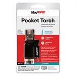 Refillable Self Lighting Pocket Torch Mt16